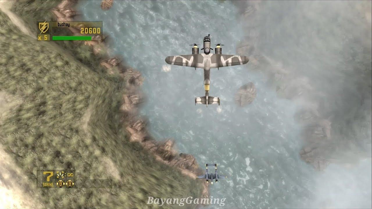 1942 Joint Strike Gameplay XBOX 360 - YouTube
