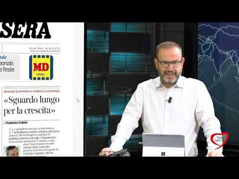I giornali in edicola - la rassegna stampa 15/12/2020