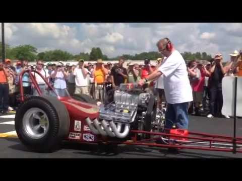 Mark Pieri Cackle Car Iola Youtube