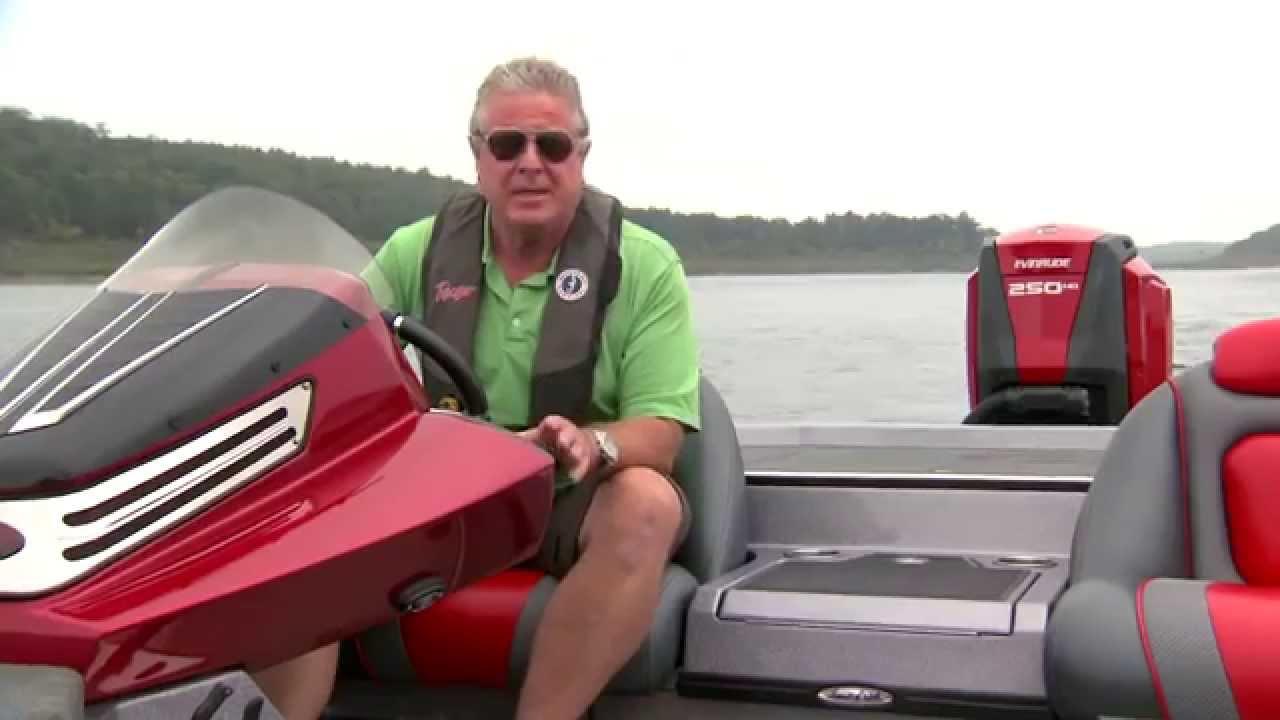 2015 Ranger Z520c Review - 20' Bass Boat