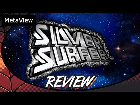 The Silver Surfer Series Review:  MetaView Animated Series Reviews