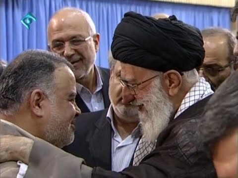 Ayatullah Khamenei Meets with War veterans part 1 - 2015