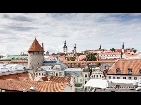 Tallinn Old Town apartment rental at Aia street