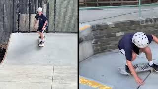 Skateboard News report