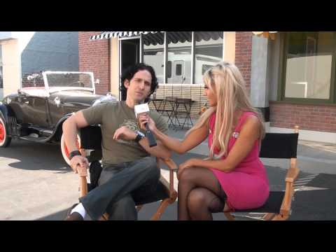 ERICK CRESPO INTERVIEW FOR HOLLYWOOD LIFE WITH LEILA CIANCAGLINI