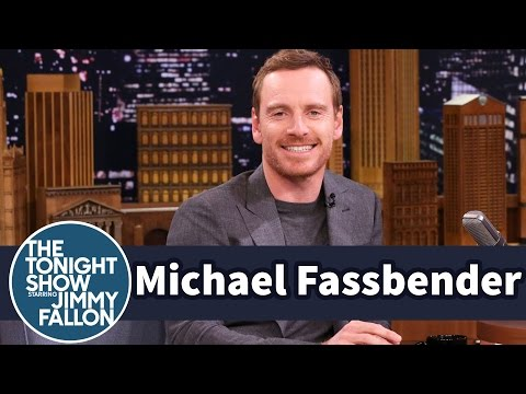 Michael Fassbender Races the Ferrari Challenge