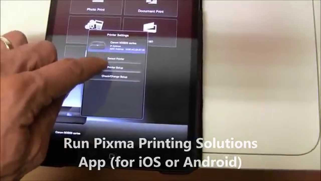 Pixma mg2900 series unpacking setting up to wifi with smartphone pixma mg2900 series unpacking setting up to wifi with smartphone tablet printer information page youtube greentooth