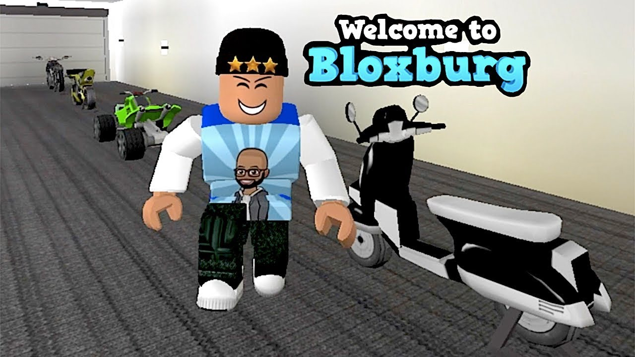 I Bought Every Motorcycle In Bloxburg My Review Fambam Gaming