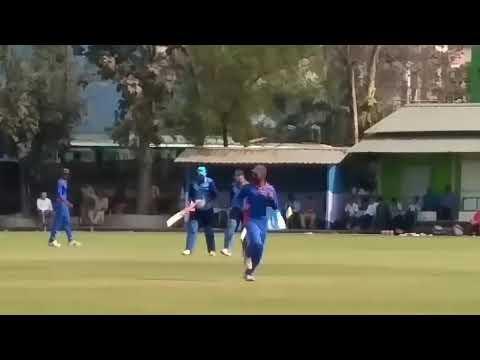 Saha Fastest century in 20 balls | Highlights | JC Mukherjee Trophy Mohun Bagan vs BNR Recreation