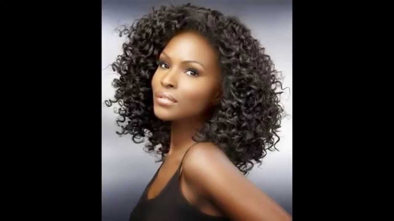Hairstyles Kinky Curly Hair Youtube