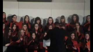 Rado Simoniti - Sonatina v soncu - Zenski zbor SGS Novi Travnik, BiH