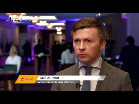 Michał Swół, Wiceprezes Zarządu, Grupa DUON S.A., #8 PREZENTACJE WYNIKÓW