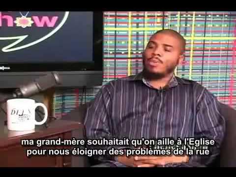 Napoléon 2PAC Rappeur converti à l'islam The Deen Show