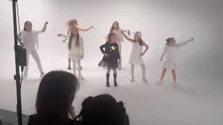 Съемки  клипа на песню Миланы Гогунской