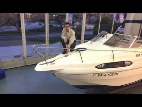 VENDIDO!!! - Rio 700 Cruiser - 2x VP 3.0 (135cv) - 2006 - Empuriabrava