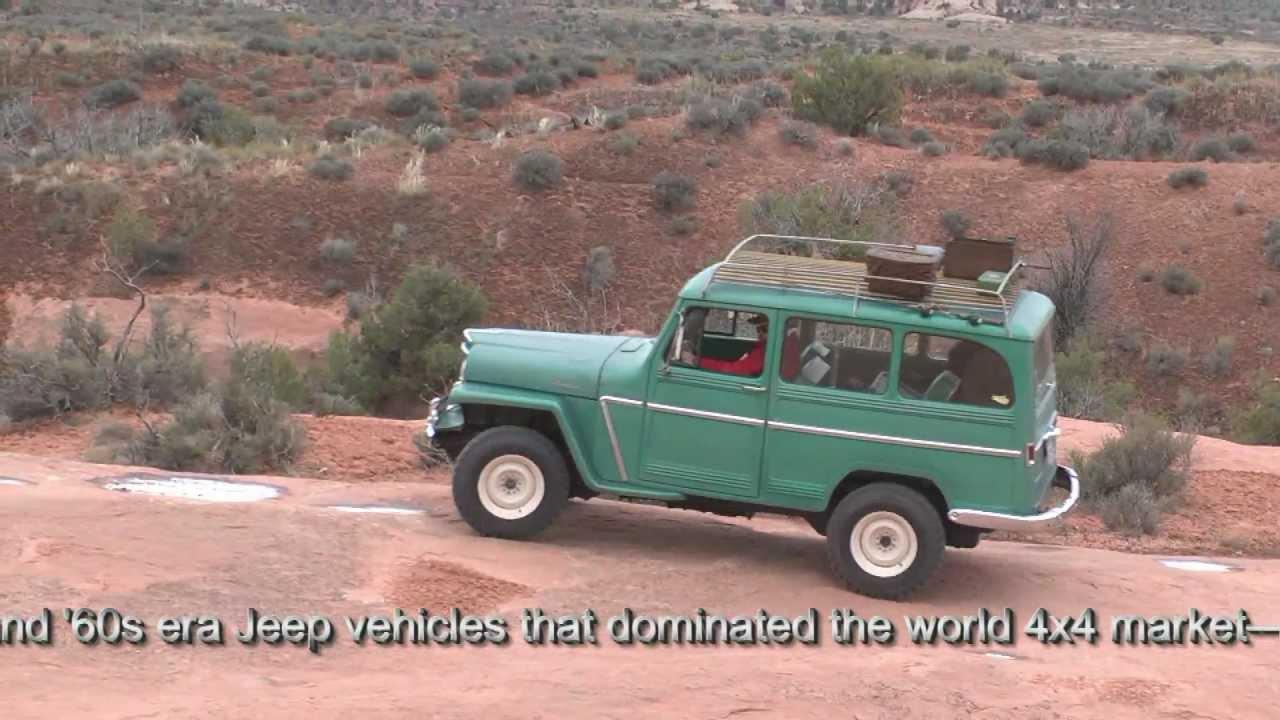 4wd Mechanix Magazine Presents Mopar S Willys Wagon