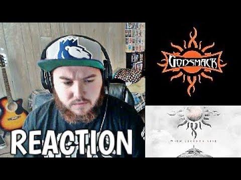 Bulletproof - Godsmack (REACTION)