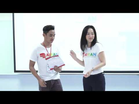 Creating Tomorrow's Asean Young leaders for Innovation 2016 Part 4