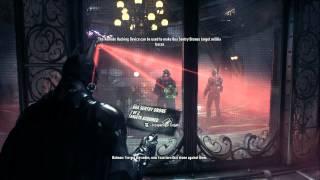Arkham Knight Blind Gameplay - Part 58 - To Wayne Tower!