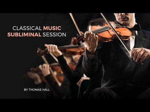 Say No To Being Lonely & Attract Friends - Classical Music Subliminal Session - By Thomas Hall