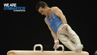 Olympic Qualifications London 2012 -- Alberto BUSNARI (ITA)