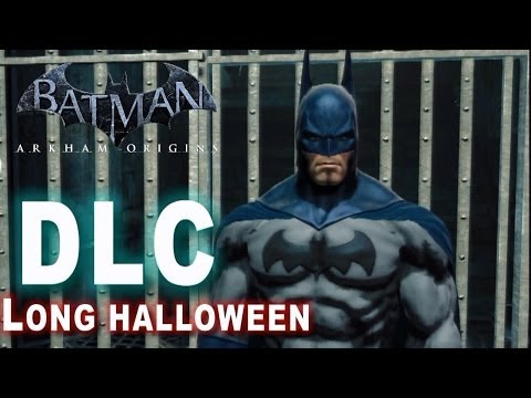 Batman Arkham Origins - Long Halloween Batman DLC & Lore (Siege Campaign Mastered)