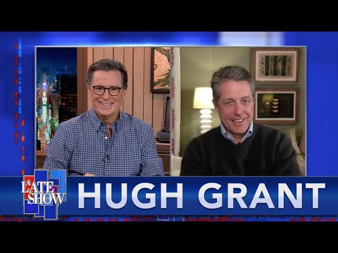 Hugh Grant Describes What It Was Like Getting Coronavirus
