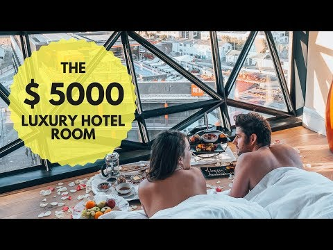 THE $5000 HOTEL ROOM IN CAPE TOWN SOUTH AFRICA - THE SILO HOTEL - LUXURY HOTEL ROOM TOUR 2018
