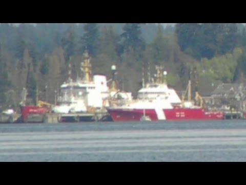 Coast Guard Station Docks