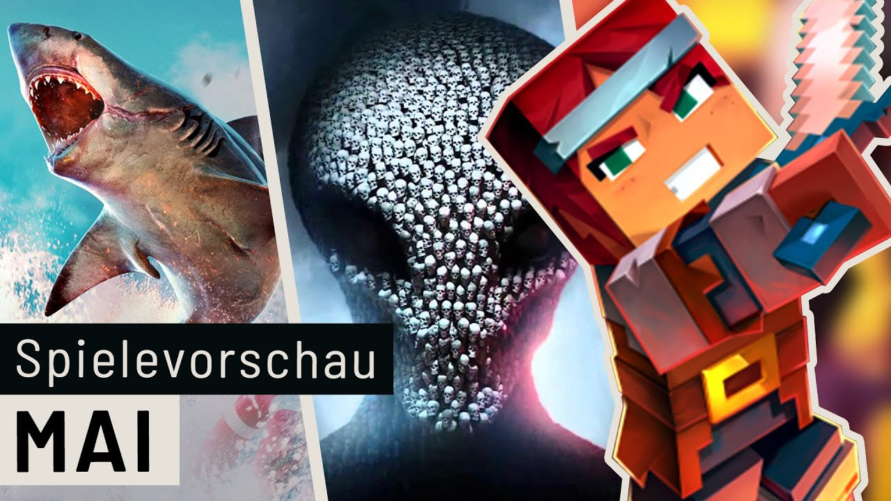 Neue Minecraft Spiele