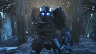 Fallout 4 Mods - New Power Armor! - Episode 1