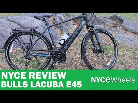 Ongebruikt Bulls Lacuba EVO E45 - Electric Bike Review - YouTube GP-87