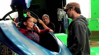 SPY KIDS 4: Behind the Scenes with ALEXA