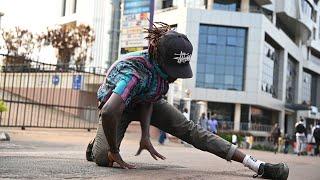 THE UNSEEN DANCE KIGALI - SHEMA ISAAC