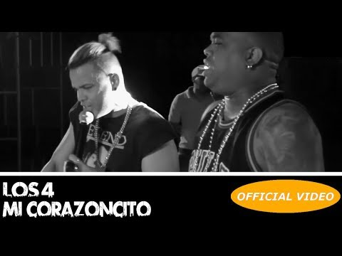 LOS 4 ► MI CORAZONCITO (OFFICIAL VIDEO) ► (SALSA 2019, TIMBA 2019)