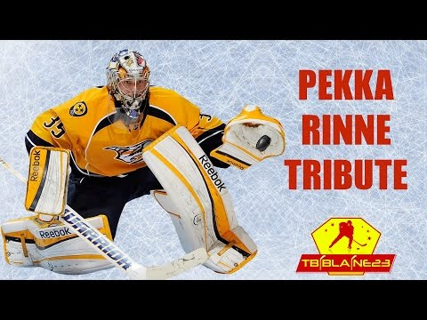 Pekka Rinne - Burn it to the Ground [HD]