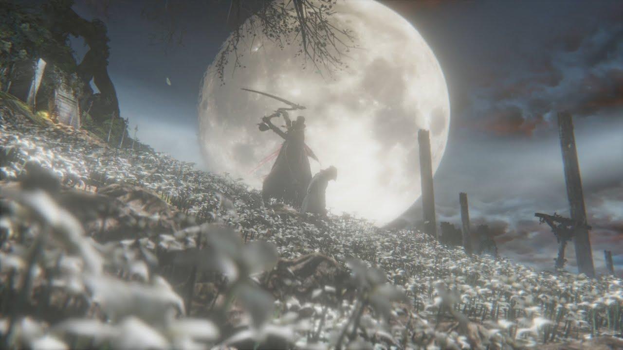 Bloodborne: Good Ending (1080p) - YouTube