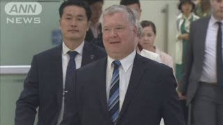 米ビーガン代表訪韓 北朝鮮との交渉再開準備へ(19/08/21)