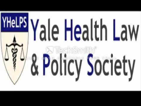 Yale Health law& policy Society