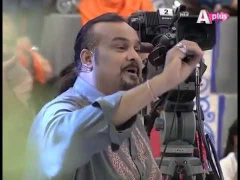 bataon main kia kia Hussain hai   by amjad sabri and farhan ali waris we never forget you Amjad bhai