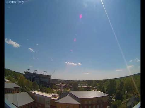 Cloud Camera 2018-04-17: East Carolina University