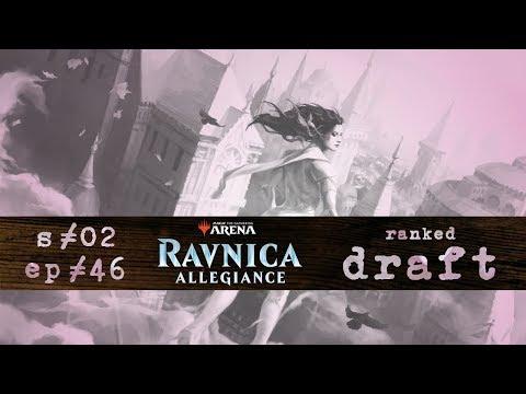 radio Kyoto s02 ep46 | Ravnica Allegiance Draft | MTG Arena