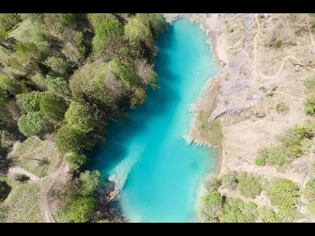 Lagune hannover blaue INS BLAUE