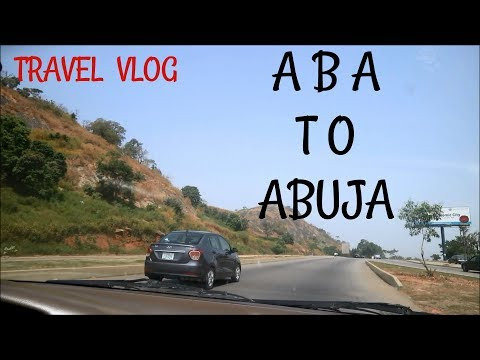 ABA TO ABUJA || TRAVEL VLOG + CAREER UPDATE