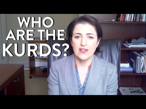 The Kurds: Everything You Need To Know (Part 1) | Bayan Sami Rahman | INTERNATIONAL | Rubin Report
