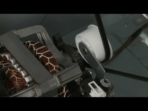 Idler Pulley Roller - Samsung Dryer