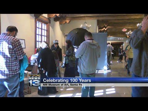 New Mexico Museum of Art celebrates 100th anniversary