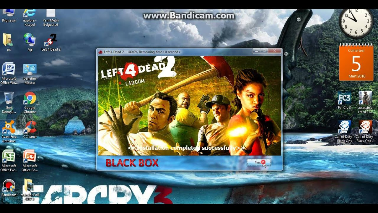 Download left 4 dead 2 blackbox repack | Left 4 Dead 2 Black