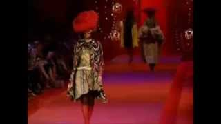Christian Lacroix Haute Couture Fall/ Winter 2002