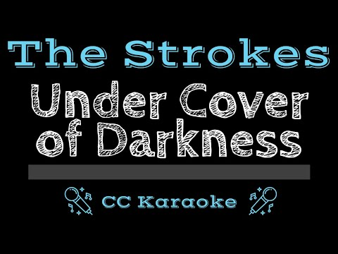 The Strokes   Under Cover of Darkness CC Karaoke Instrumental